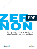 Diccionario Para La Correcta Clasificacion de Residuos_Usurbil