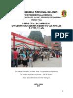 Informe Final Feria de Conocimientos