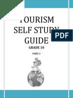 Tourism Grade 10 Self Study Guide 1
