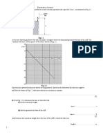 Kinematics & Dynamics Paper 2
