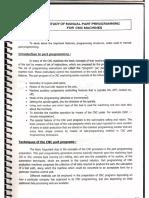 Me 2309 Cad Cam Lab Manual