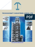 Technocraft Industries Brochure_2014