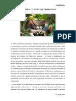 Ecuador y La Medicina Tradicional 222