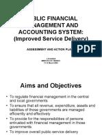 PublicFinanceMgt MOFPresentation