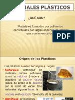 MATERIALES PLÁSTICOS