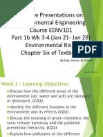 Part 1b Wk 3-4 Environmental Risk EENV 101