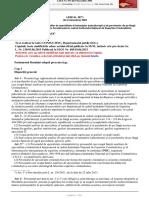 Legea 567 Statutul Personalului Auxiliar de Specialitate al Instantelor si Parchetelor