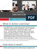 Learning Action Sets