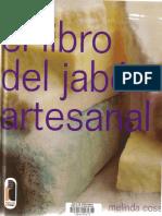 El Libro Del Jabon Artesanal - Melinda Coss