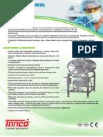 Autoclave Horizontal (Plt 102)