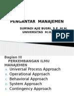 Pengantar Manajemen 3