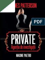 Patterson, James - Private - Agentia de Investigatii