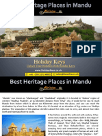 Best Heritage Places in Mandu - HolidayKeys.co.uk