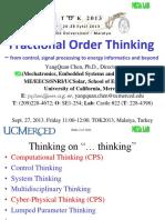 Fractional Thinking