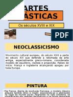 Artes Plásticas Nos Seculos Xviii e Xix