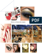 Project Feasibility Study and Evaluation-Dechen Ever Beauty Company. Aj Chaiyawat Thongintr