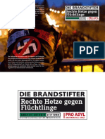 Broschuere Brandstifter Internet