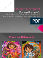 chicanas powerpoint