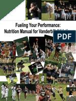 Nutrition Manual