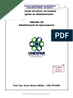 Manual de Administracao de Agronegocio