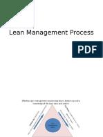 4 Lean Management Process
