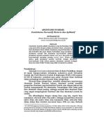 AKUNTANSI SYARIAH; Pendekatan Normatif, Historis dan Aplikatif