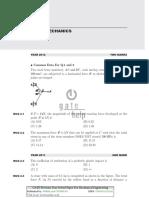 Engineering Mechanics-GATE Q & A