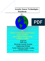 Perimeter Security Sensor Technology