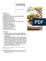 20 Minute Light Mongolian Beef on Closet Cooking