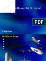 Aircraft Engine Rools-Royce