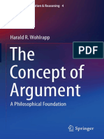 (Logic, Argumentation & Reasoning 4) Harald R. Wohlrapp (auth.)-The Concept of Argument_ A Philosophical Foundation-Springer Netherlands (2014).pdf