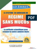 Le Regime Sans Mucus-Arnold Ehret