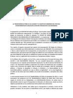 La Transparencia Pública ha Llegado y el Equipo de Gobierno del Psoe del Ayuntamiento de Sanlúcar La Mayor todavía no se ha enterado