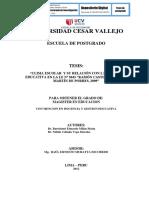 """CLIMA ESCOLAR Y SU RELACIÓN CON LA CALIDAD EDUCATIVA EN LA I.E Nº 3043 """"RAMÓN CASTILLA"""" DE SAN MARTÍN DE PORRES, 2009.pdf"""