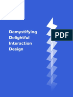 Uxpin Demystifying Delightful Interaction Design