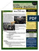 Parent Bulletin Issue 32 SY1516