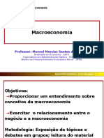 AULA 5 - Macroeconomia