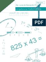 competencia matematica