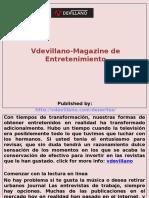 Vdevillano-Magazine de Entretenimiento