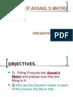 assael's matrix