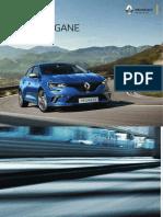 Brosura Renault Megane 2016