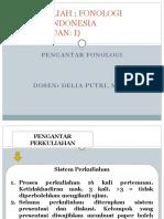 fONOLOGI pert. 1