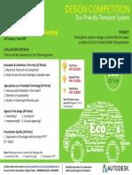 Design Competition Poster v3 Print