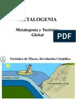 Clase 3 Metalogenia