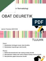 Slide Assistensian (PRAKTIKUM DEURETIK)