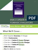 DSM-5 NBFE