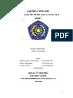 Analisis Sistem Rancangan -Ridwan
