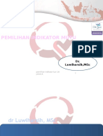 3. Pemilihan Indikator Mutu RS [Recovered]