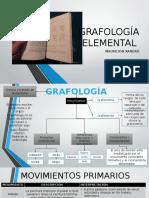 Grafología elemental. Resumen.pptx