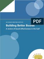 GCCBDI English Publication 2009